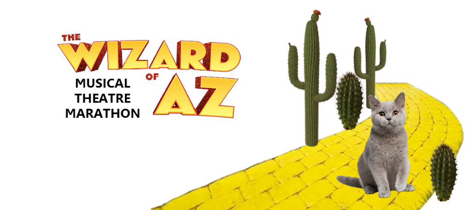 Register TODAY for The Wizard of AZ!